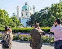 Wenen Highlights Polaroid Foto Tour