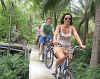Bangkok in de ochtend fietstour