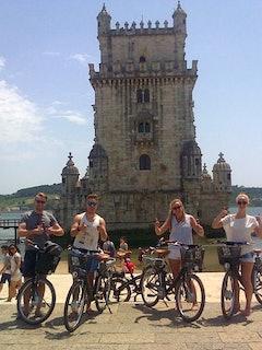 Lissabon langs de Taag fietstour