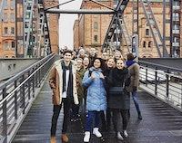 Hamburg Hoogtepunten wandeltour