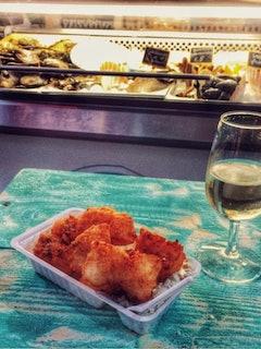 Highlights & Seafood fietstour
