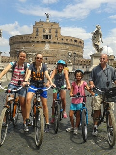 Rome Bike & Food fietstour