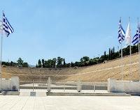 Oude en Nieuwe Olympisch Stadion