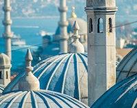 Moskee en Hamam van Süleyman