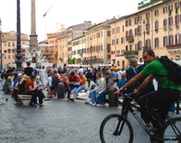 Unusual Rome fietstour