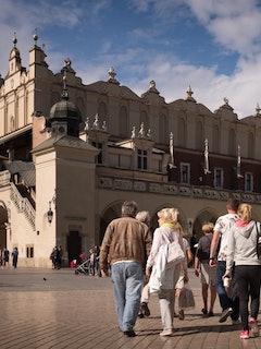 Rondleiding door de Oude Stad van Krakau
