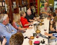 Wijnproeverij in Valencia