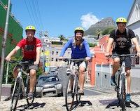 Ontdek Kaapstad fietstour
