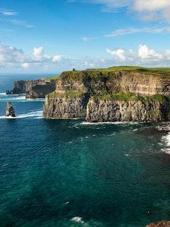 Dagtrip Cliffs of Moher, Wild Atlantic Way & Galway City