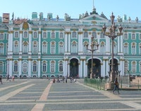 Het beste van Sint-Petersburg wandeltour