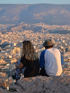 An evening stroll wandeltour