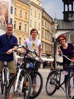 Het beste van Krakau fietstour