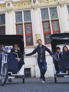 Ontdek Brugge Fietskoets tour