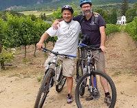 De Constantia Wijnroute fietstour