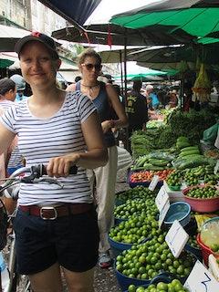 Thai tapas fietstour