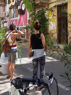 Street Art & Local Life e-bike fietstour