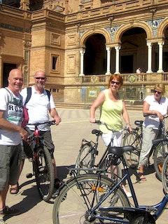 Ontdek Sevilla fietstour