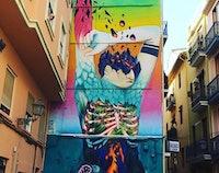 Street Art in Historisch Valencia
