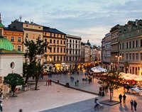 Grote Markt en Old Town