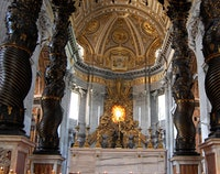 Complete Vaticaan, Pauselijke Tombes & Sint-Pietersbasiliek Rondleiding