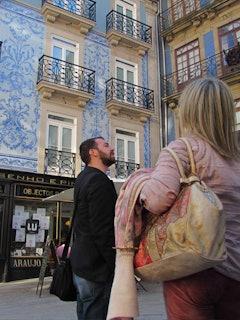 Porto Azulejos (tegeltjes) wandeltour
