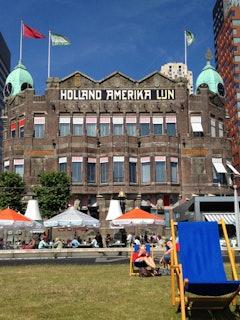 Ontdek Rotterdam Privé Wandeltour