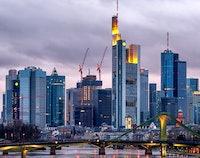 Wolkenkrabbers / moderne architectuur