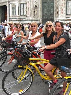 Florence Bike & Food fietstour