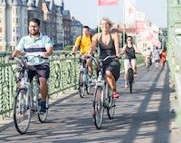 Ontdek Boedapest e-bike fietstour
