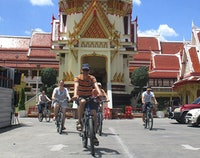 Weekend drijvende markten fietstour