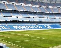 Bernabéu Stadion