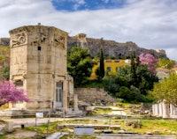 Toren der Winden / Romeinse Agora