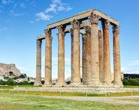 De Tempel van de Olympische Zeus