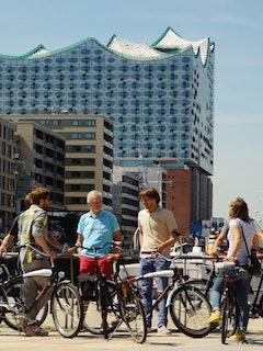 Hamburg Privé fietstour