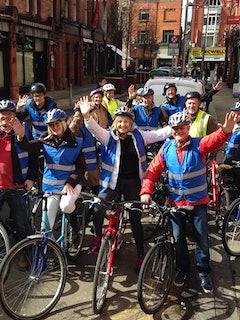 Dublin Privé fietstour