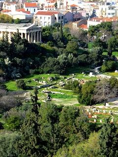 Het beste van Athene wandeltour