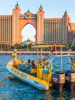 Palm Jumeirah, Burj Al Arab & Dubai Marina boottour
