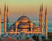 Blauwe Moskee