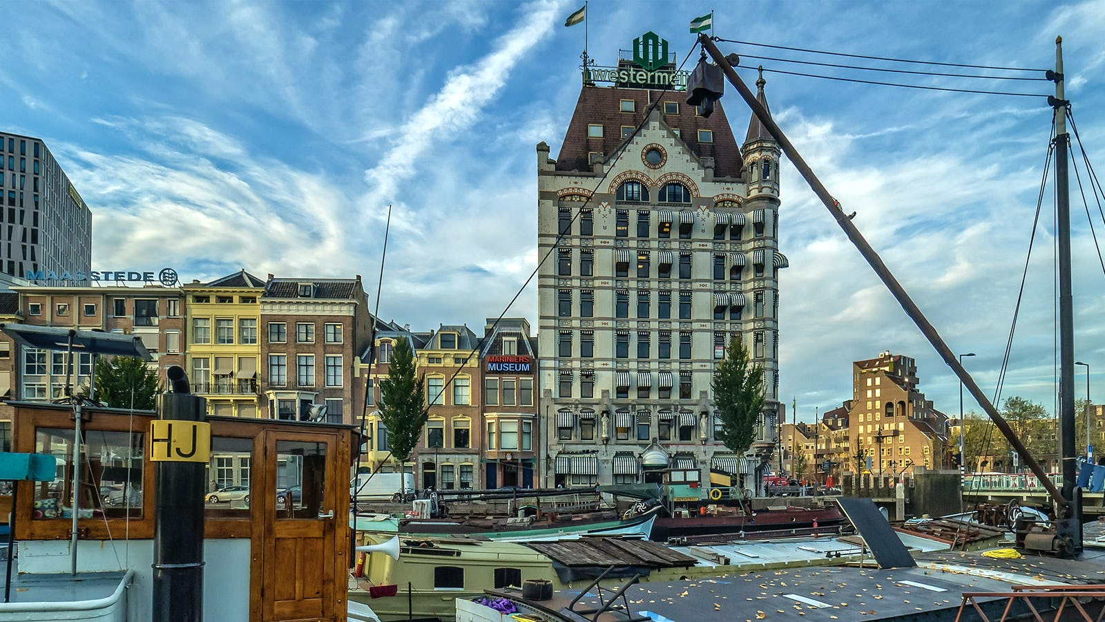 Het Witte Huis - Rotterdam - CitySpotters