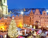 Kerst in Praag wandeltour