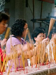 De 8 markten van Kowloon