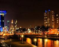 Uitgaan in Rotterdam