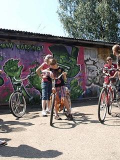Alternatief Riga fietstour